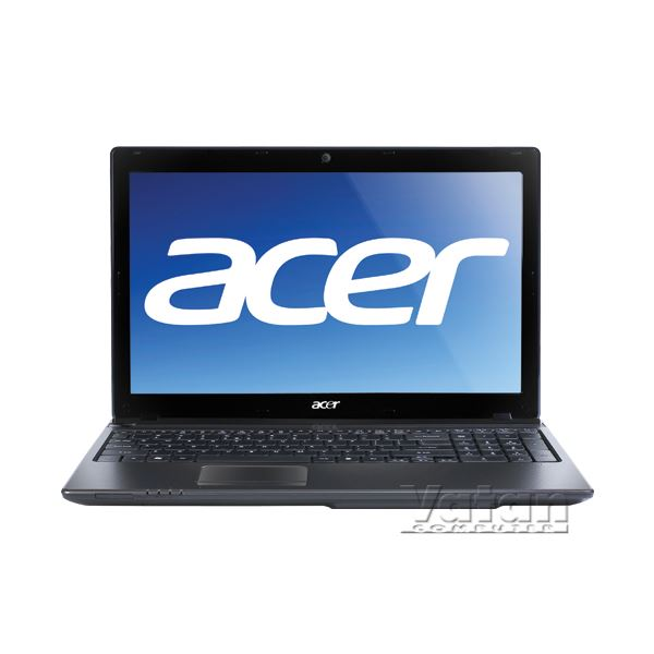 AS5750G CORE İ5-2430M 2.4GHZ-4GB DDR3-500GB-DVDRW-15.6''-1GB G610M-CAM-W7BAS