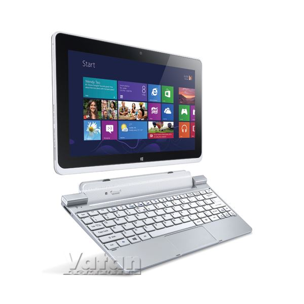 W510 INTEL ATOM Z2760 1.8 GHZ- 2GB- 64GB-10.1''-INTEL GRAPHICS 3650-BT-CAM-WIN8