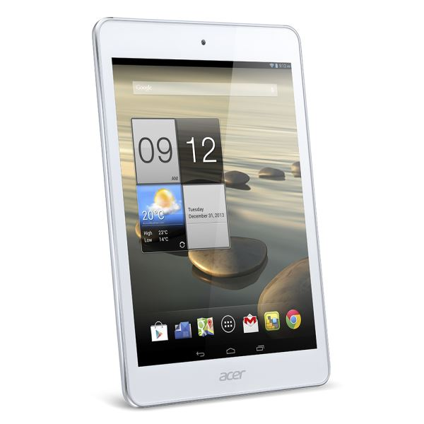 ACER ICONIA INTEL ATOM Z2560 1.6GHZ-1GB RAM-16GB DİSK-7.9