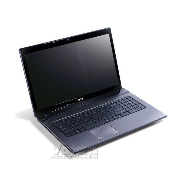 AS5750G CORE İ5 2410M-2.3GHZ-4GB DDR3-640GB-DVDRW-15.6