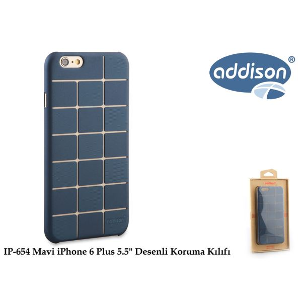 ADDİSON IP-654 MAVİ İPHONE 6 PLUS 5.5