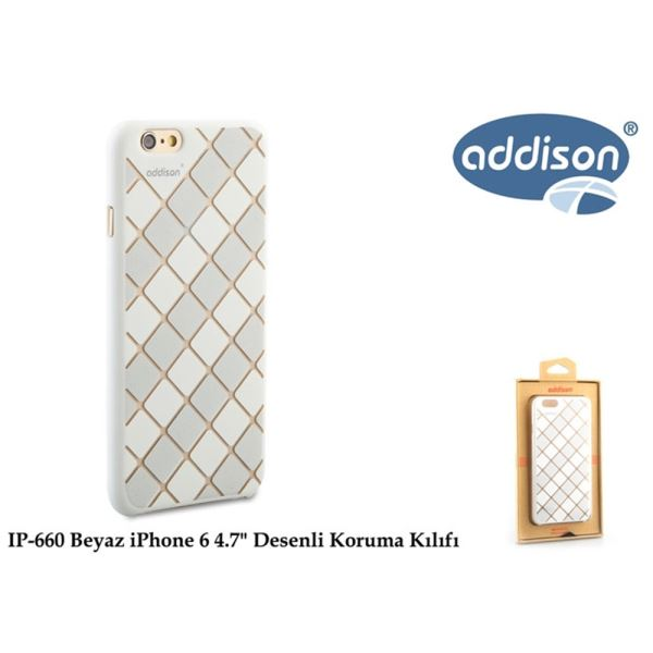 ADDİSON IP-660 BEYAZ İPHONE 6 4.7