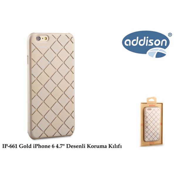 ADDİSON IP-661 GOLD İPHONE 6 4.7