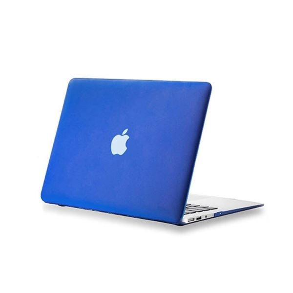 ADDISON 300661 11'' MACBOOK AİR SERT KAPAKLI KILIF- (MAVİ)