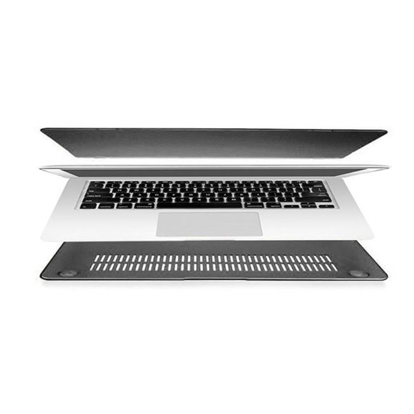 ADDISON 300661 11'' MACBOOK AİR SERT KAPAKLI KILIF- (SİYAH)