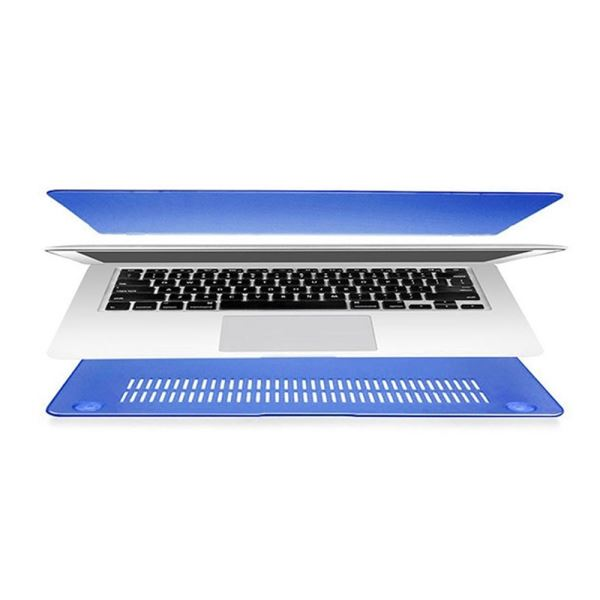 ADDISON 300663 13' MACBOOK AİR SERT KAPAKLI KILIF- (MAVİ)