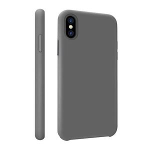 ADDISON IP-881 SİYAH IPHONE X SOFT TELEFON KILIFI