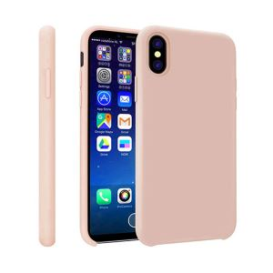 ADDISON IP-881 GOLD IPHONE X SOFT TELEFON KILIFI