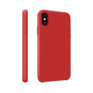 ADDISON IP-881 KIRMIZI IPHONE X SOFT TELEFON KILIFI