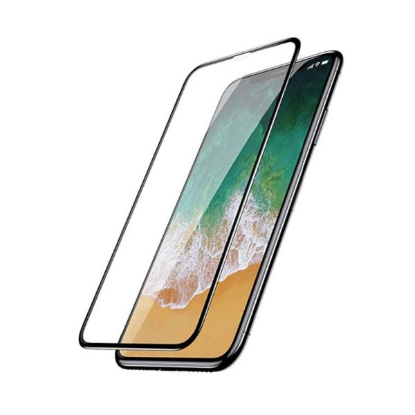 ADDISON IP-XMAX FULL COVER 0.33 MM 2.5D İPHONE XS MAX CAM EKRAN KORUYUCU