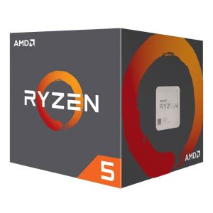 AMD Ryzen 5 2600 Socket AM4 3.9GHz 19MB Önbellek 65W İşlemci