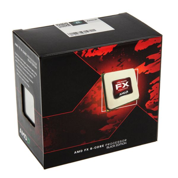 AMD FX X8 8370E Soket AM3+ 4.3GHz 16MB Önbellek 95W 32nm İşlemci