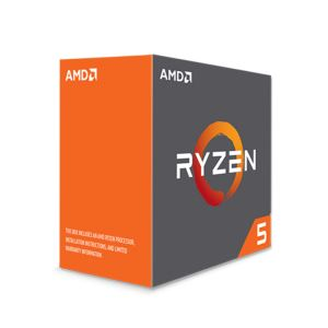 AMD Ryzen 5 1600X Soket AM4 3.6GHz - 4.0GHz 16MB 95W 14nm İşlemci