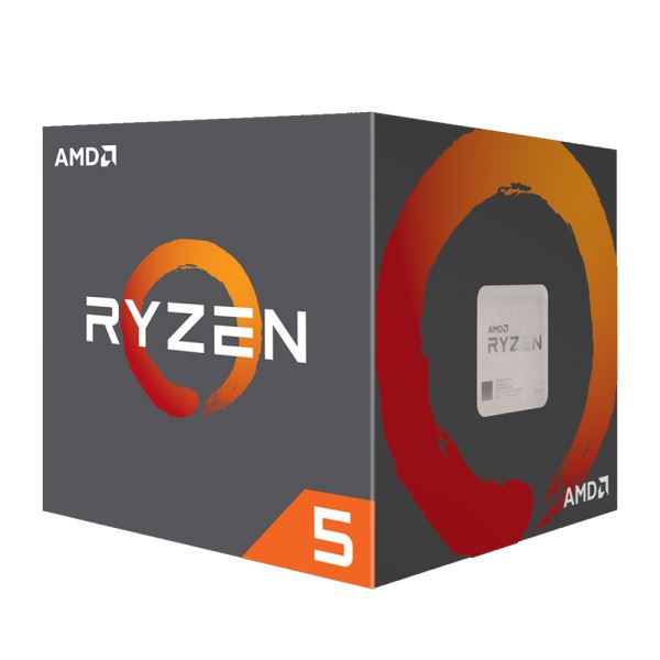 AMD Ryzen 5 2600X Socket AM4 4.2GHz 19MB Önbellek 95W İşlemci