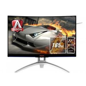 "AOC 27"" AG272FCX6 165Hz 1ms Gsync/Freesync Full HD Curved Gaming Monitör"