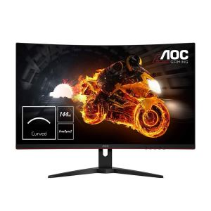 "AOC 31,5"" CQ32G1 1ms 144Hz QHD FreeSync HDMI DP Curved Gaming Monitör"