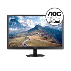 "AOC 21.5"" E2270SWN TN Panel 5ms Full HD MONİTÖR"