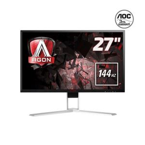 "AOC 27"" AGON AG271QX 1ms 144Hz Free-Sync 2K Gaming Monitör"