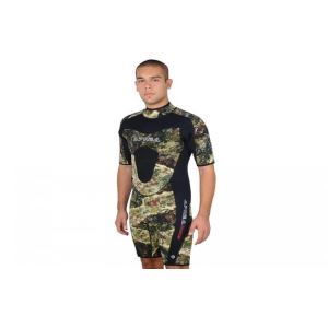 Apnea Sport Hunter Shorty Elbise Kamuflaj - M Sport Hunter