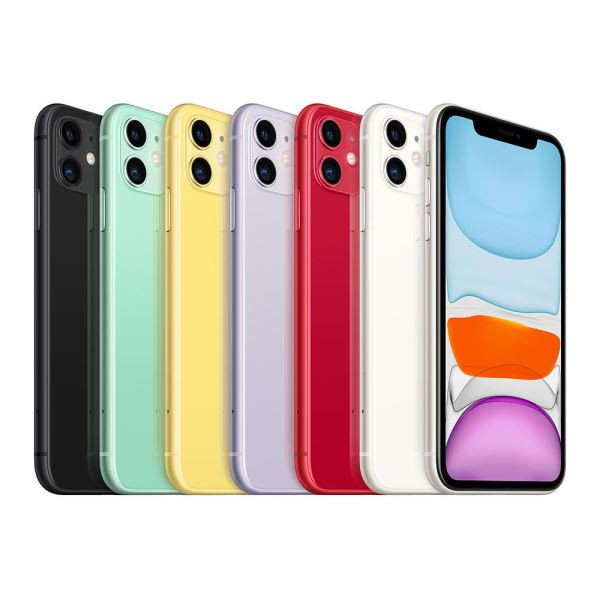 iPHONE 11 64 GB AKILLI TELEFON SİYAH