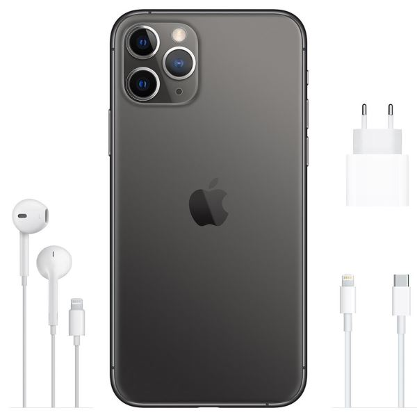 iPHONE 11 PRO 512 GB UZAY GRİSİ