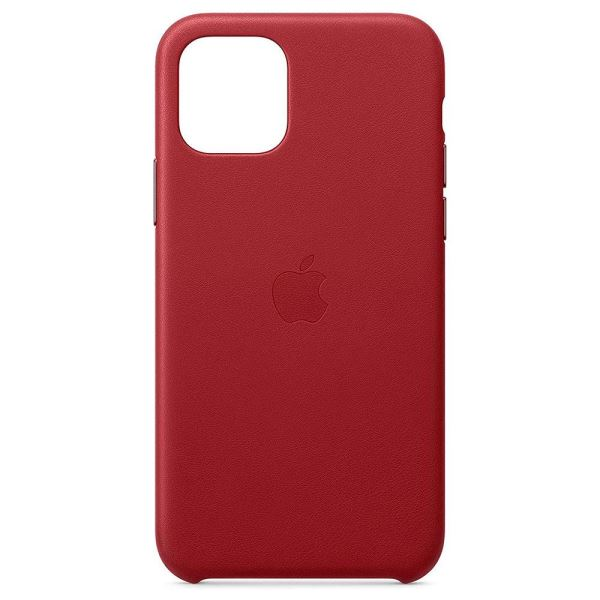 APPLE MWYF2ZM/A  İPHONE 11 PRO DERİ KILIF - PRODUCT RED