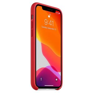 APPLE MWYH2ZM/A İPHONE 11 PRO SİLİKON  KILIF - PRODUCT RED