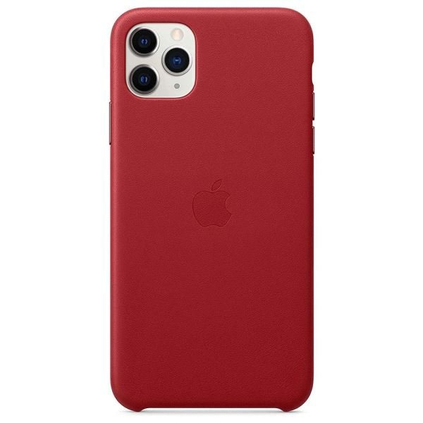 APPLE MX0F2ZM/A İPHONE 11 PRO MAX DERİ KILIF - PRODUCT RED