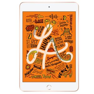 Ipad Mini-64GB WIFI Gold-7.9''Retina-Bluetooth-10 SaateKadar PilÖmrü-305Gr
