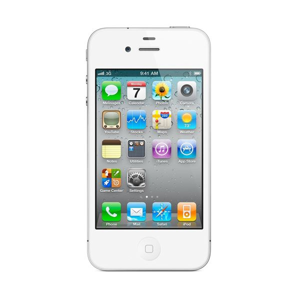 IPHONE 4 8 GB AKILLI TELEFON BEYAZ