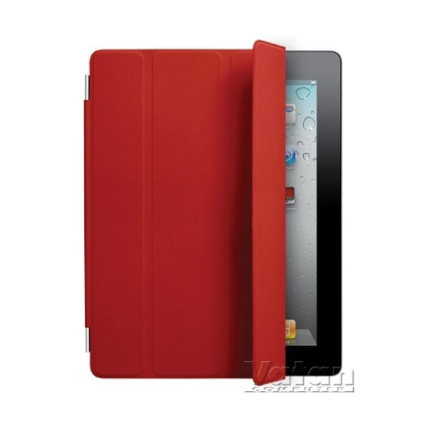 MC950ZM/A IPAD 2 SMART COVER DERİ-(KIRMIZI)