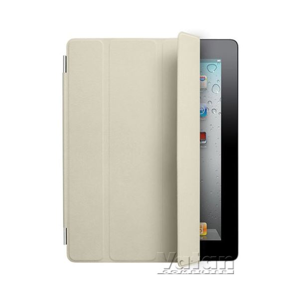 MD305ZM/A IPAD SMART COVER DERİ- (KREM)