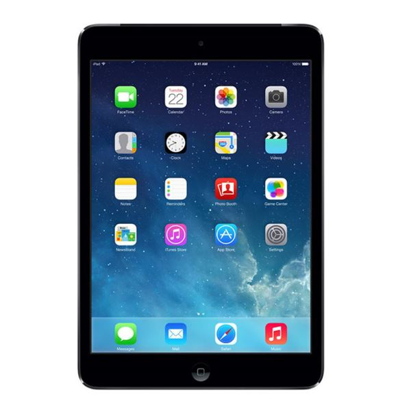 Ipad Mini-16GB WIFI+4G-Siyah-7.9'' Led-Bluetooth-10 Saate Kadar Pil Ömrü-312 Gr