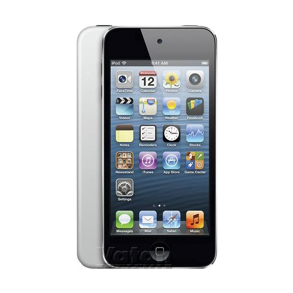 APPLE IPOD TOUCH 16 GB 5.NESİL (BLACK & SILVER)