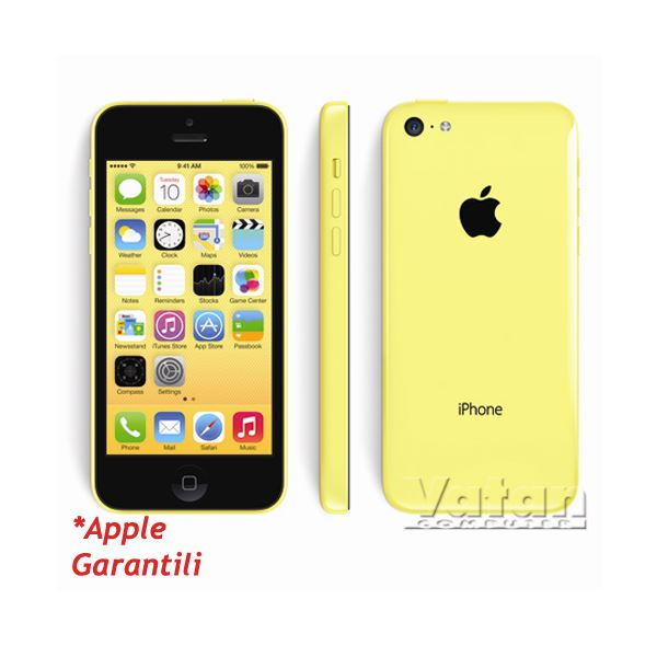 İPHONE 5C 16 GB AKILLI TELEFON (SARI)