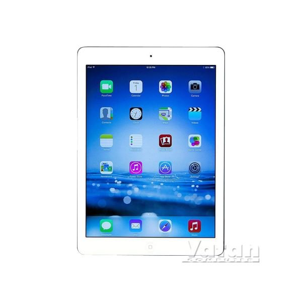 Ipad Air-16GB WIFI-Gümüş-9.7''Retina-Bluetooth-10 Saate Kadar Pil Ömrü-469Gr
