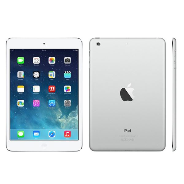 Ipad Mini Ret-16GB WIFI GÜMÜŞ-7.9'' Led-Bluetooth-10 Saate Kadar Pil Ömrü-331 Gr