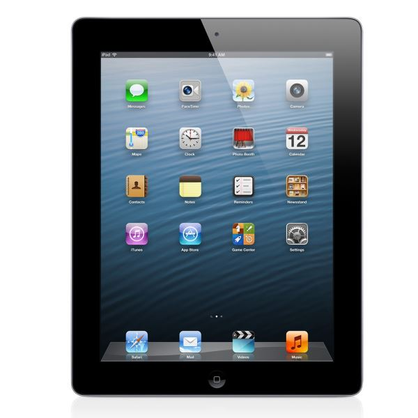Apple IPAD RETINA 16GB WI-FI / SIYAH DEMO
