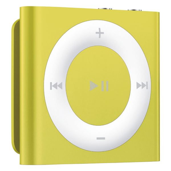 APPLE iPod shuffle 2 GB YELLOW