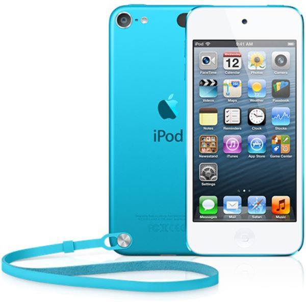 APPLE iPod touch 16GB Mavi - 5.nesil
