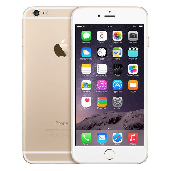 IPHONE 6 PLUS 16 GB ALTIN DEMO
