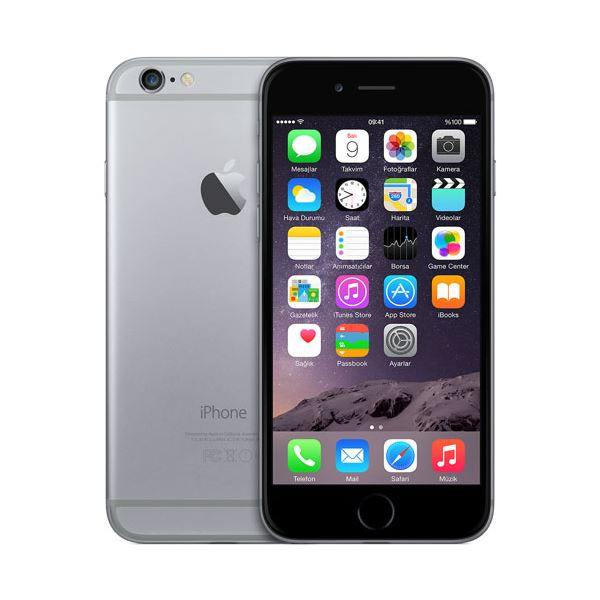 IPHONE 6 16 GB UZAY GRİSİ  DEMO