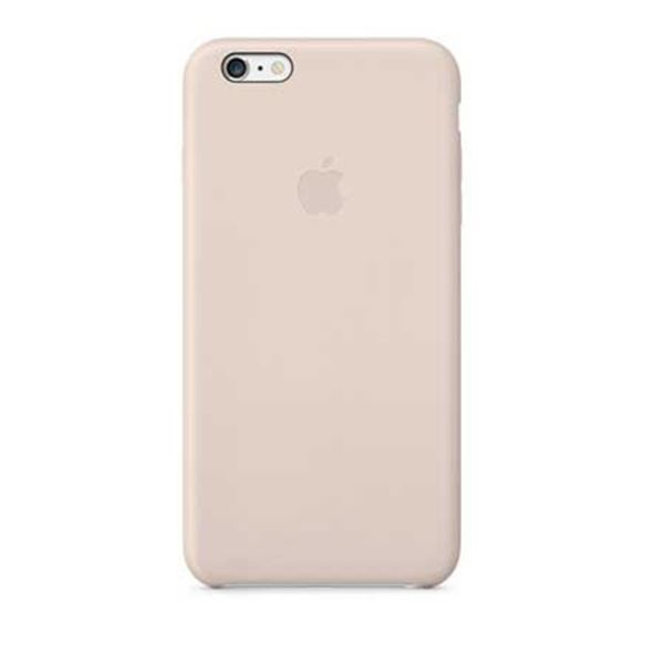 MGQW2ZM/A IPHONE 6 PLUS LEATHER CASE- (PEMBE)