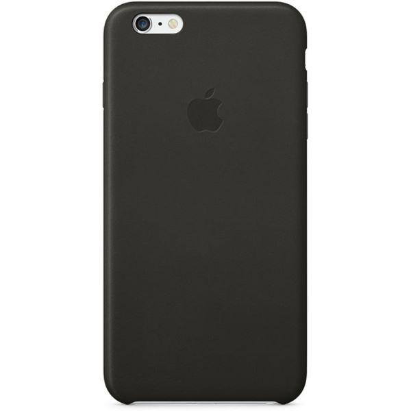 MGQX2ZM/A IPHONE 6 PLUS LEATHER CASE- (SİYAH)
