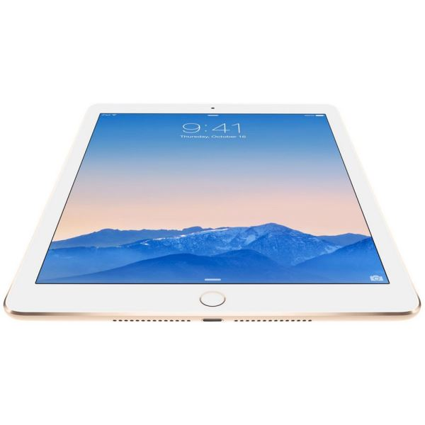 Ipad Air2-16GB WIFI-Gold-9.7''Retina-Bluetooth-10Saate KadarPil Ömrü437Gr