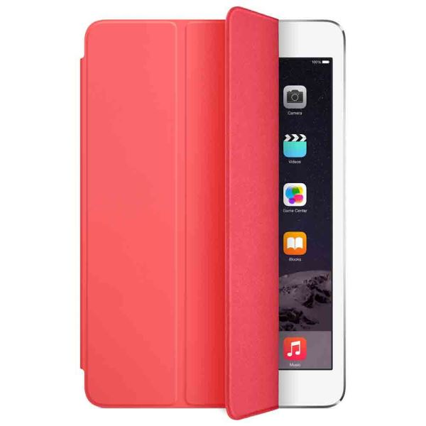 MF061ZM/A IPAD MİNİ SMART COVER- (PEMBE)