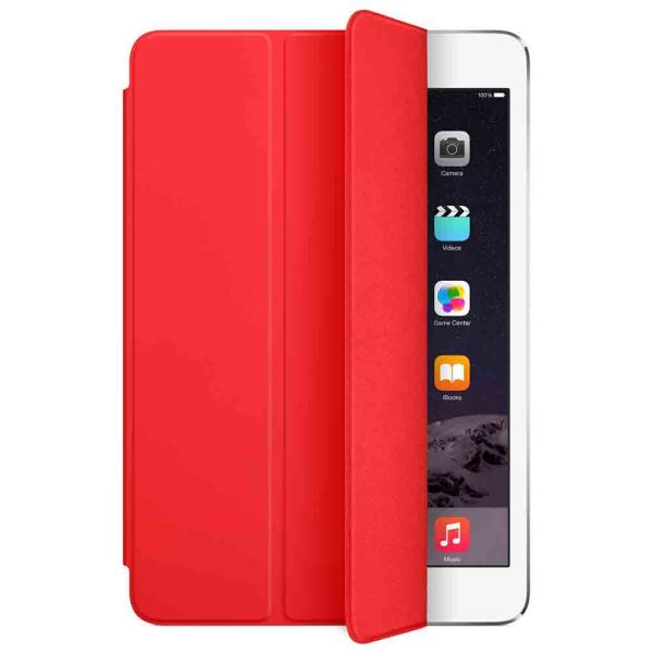 MF394ZM/A IPAD MİNİ SMART COVER- (KIRMIZI)