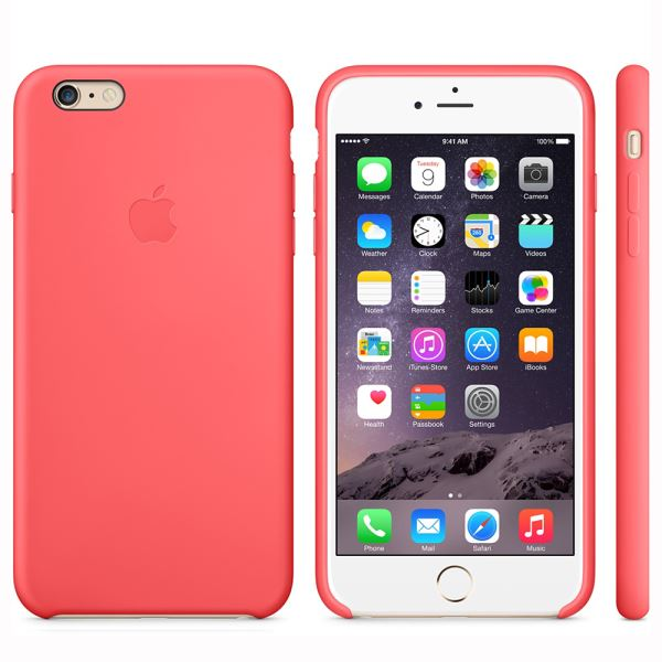 MGXT2ZM/A IPHONE 6 SİLİCONE CASE- (PEMBE)