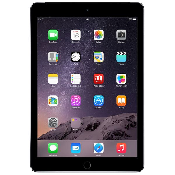 Ipad Mini4-16GB WIFI SpaceGray-7.9''Retina-Bluetooth-10 SaateKadar PilÖmrü-299Gr