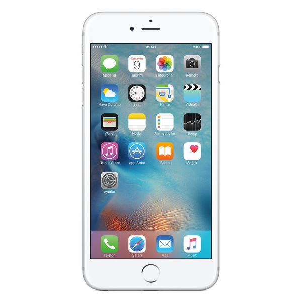 IPHONE 6S 16 GB SILVER DEMO